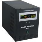 ГИБРИДНЫЙ ИБП (Line-Interactive) 1500ВА, 24В с MPPT контроллером 40А (МОДЕЛЬ-AXEN.IS-1500)