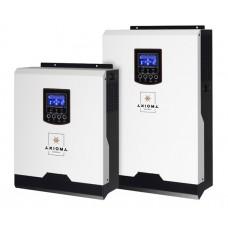 ГИБРИДНЫЙ ИБП 5000Вт, 48В с MPPT контроллером 80А AXIOMA energy (МОДЕЛЬ-ISMPPT BF 5000)